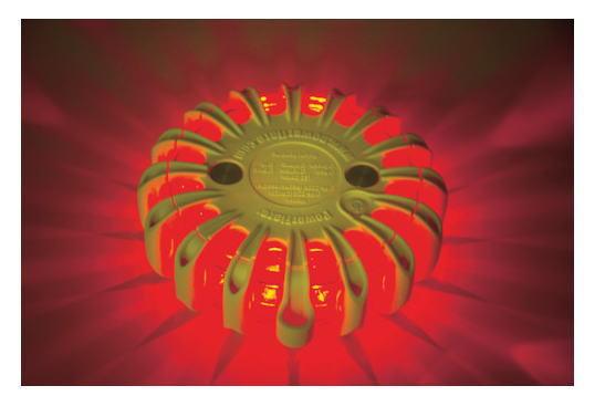 PowerFlare(パワーフレア) セーフティライト 赤色