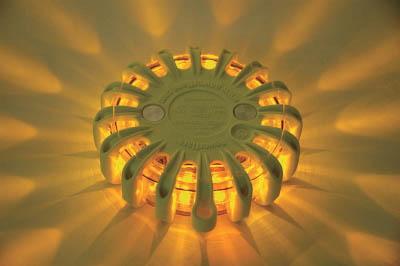 PowerFlare(パワーフレア) セーフティライト 黄色