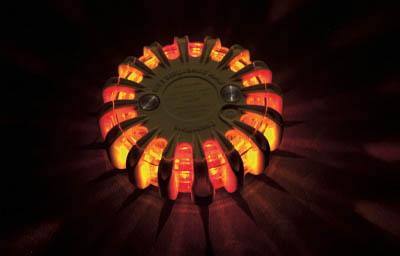 PowerFlare(パワーフレア) セーフティライト 赤・黄色