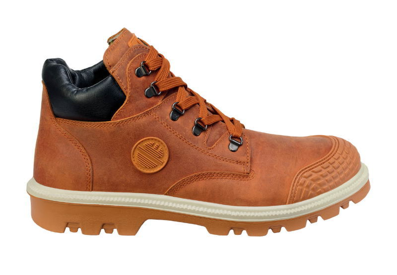DIKE(ディーク) 作業靴ディガーカプチーノブラウン 28.0cm