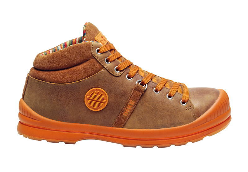 DIKE(ディーク) 作業靴サミットカプチーノブラウン 28.0cm