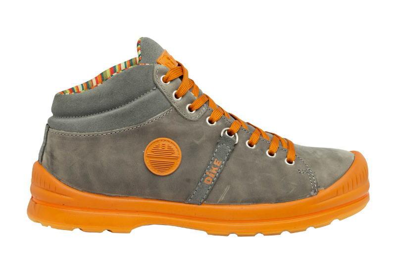 DIKE(ディーク) 作業靴サミットアルピニアングレイ 26.5cm