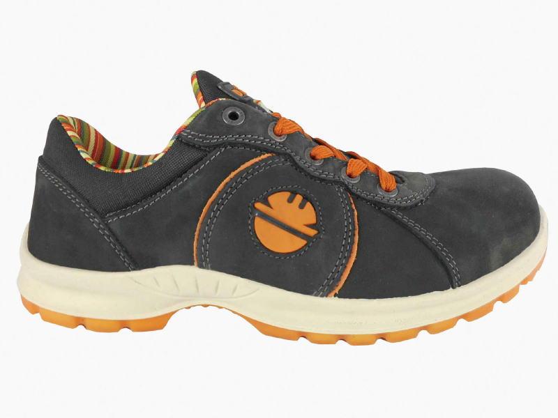 DIKE(ディーク) 作業靴アジリティエスプレッソブラック 26.5cm