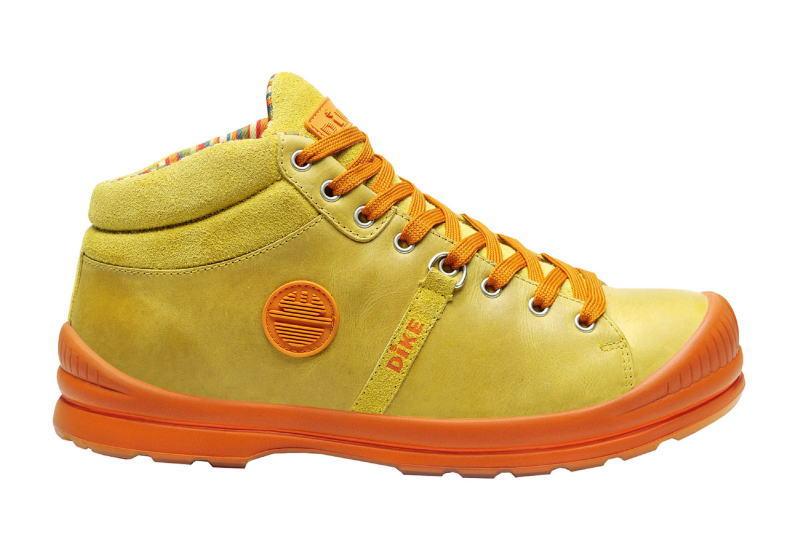 DIKE(ディーク) 作業靴サミットサルディーニャオリーブ 28.0cm
