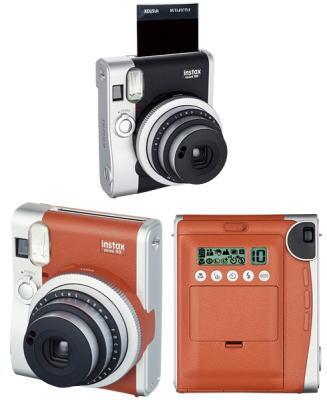"""FUJIFILMインスタントカメラ""""チェキ""""mini90 NEO CLASSIC"""