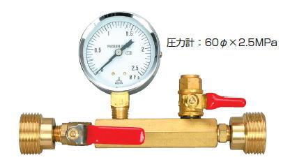 Hydraulic pressure test gauges imported-TG20-14