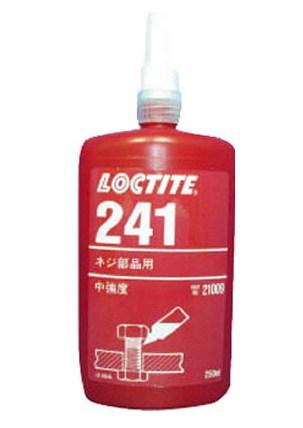 LOCTITE(ロックタイト) ねじ部品用嫌気性接着剤 241-250 青色 250ml