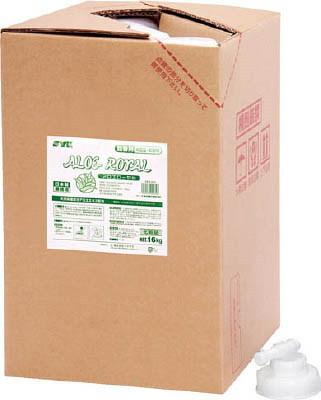 鈴木油脂アロエローヤルバッグインボックス 16kgS-2013