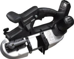 Panasonic(パナソニック)充電バンドソー 黒 18V/14.4V 本体のみ(ケース、充電器、電池なし)EZ45A5X-B
