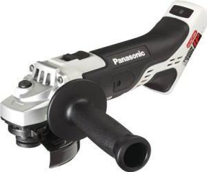 Panasonic(パナソニック)充電ディスクグラインダー100 グレー 18V/14.4V 本体のみ(ケース、充電器、電池なし)EZ46A1X-H
