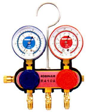 ROBINAIR(ロビネア)ゲージマニホールド510-HF