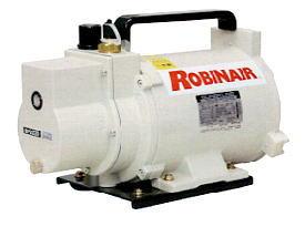 ROBINAIR(ロビネア)無接点リレー式モーター使用バキュームポンプBP2020