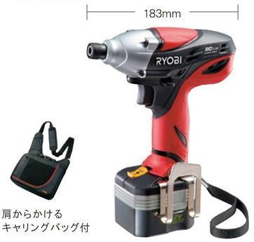RYOBI(Ryobi)充電式衝擊司機BID-1228