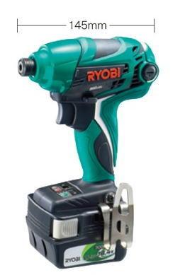 RYOBI(リョービ)充電式インパクトドライバーBID-143