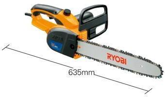 RYOBI(リョービ)電気式チェンソー有効切断360mmCS-3601