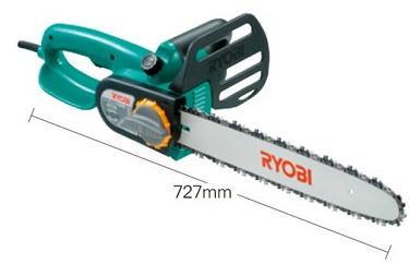 RYOBI(リョービ)電気式チェンソー有効切断400mmCS-402FS