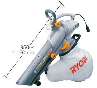 RYOBI(リョービ)ブロワバキュームRESV-1500