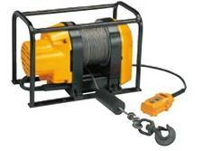 RYOBI(リョービ)電動ウインチ定置型 150kg 40MWI-150