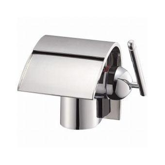 サンエイ(三栄水栓)シングルワンホール洗面混合栓寒冷地用洗面所用K4790NJK