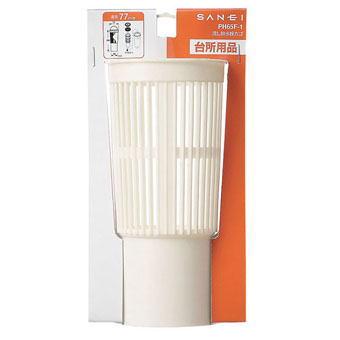 サンエイ 三栄水栓 流し排水栓カゴPH65F-1 新着 日本正規代理店品