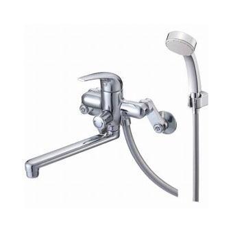 サンエイ(三栄水栓)シングルシャワー混合栓バスルーム用SK170S9