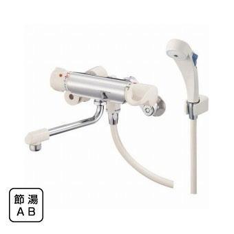 サンエイ(三栄水栓)サーモシャワー混合栓寒冷地用バスルーム用SK1861DWK-3