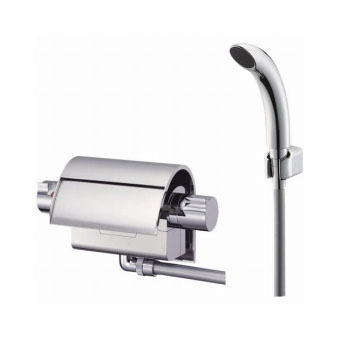 サンエイ(三栄水栓)サーモシャワー混合栓寒冷地用バスルーム用SK2890K