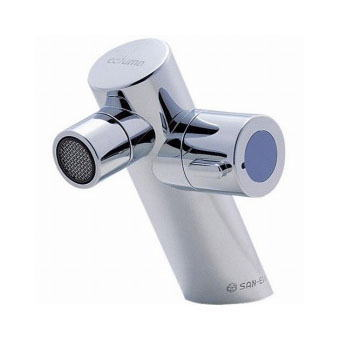サンエイ(三栄水栓)立水栓(トイレカウンター用)洗面所用Y504H-13