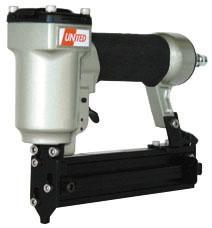 UNITED 内装仕上げ用エアー釘打ち機 使用ステープル:足長20~30mm