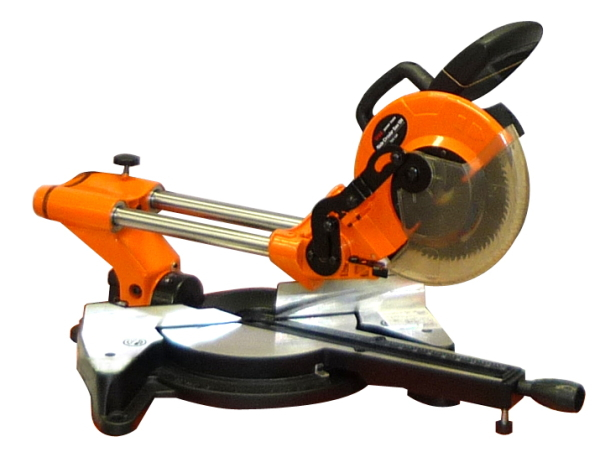Trad Power Tool 190mmスライド丸ノコ