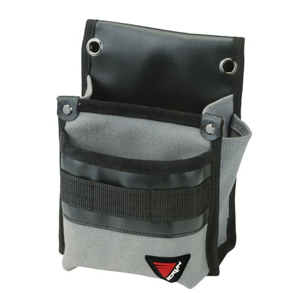 プロスター Scrum 限定モデル キャンパス腰袋 正規逆輸入品 グレー 220mm