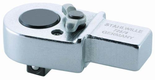 STAHLWILLE(スタビレー) トルクレンチ用ラチェットヘッド 1/4 ギア数:22