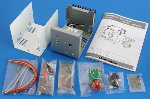 サンハヤト(Sunhayato) ドロッパ方式電源学習・実習用製作キット DK-911