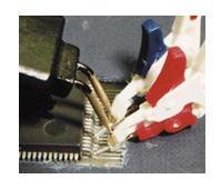 サンハヤト(Sunhayato) GHz帯域プローブ用テストクリップ 5GHzグレード 0.5mmピッチ FP-NSM2