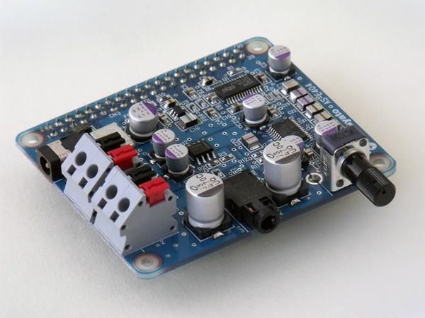 サンハヤト(Sunhayato) Raspberry Pi用ハイレゾオーディオDACボード AS-E404