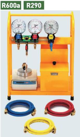 TASCO(タスコ)R600a、R290 HC冷媒用サービスキットTA100HC