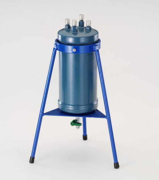 TASCO(タスコ)熱交換機能付きオイルセパレータ スタンド型 TA110-2C