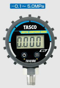 TASCO(タスコ)R410A、R32 デジタル連成計 TA141DG