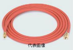 TASCO(タスコ)アセチレンバーナー用ホース10m ネジ式TA371HB-10