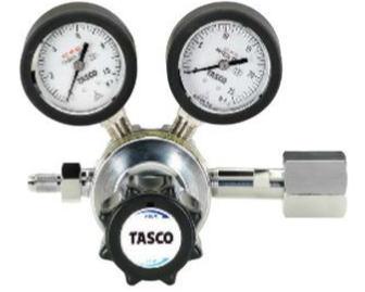 TASCO(タスコ)チッソガス調整器TA380N