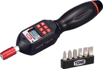 トネ(TONE)ドライバーデジタルトルクセット 能力範囲:60~600