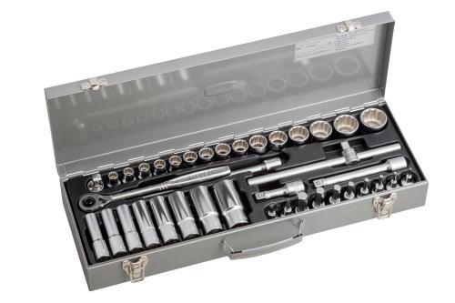 注文割引 トネ(TONE)12.7(1/2)ミックスソケットレンチセットMX400:工具のお店 モンジュSHOP-DIY・工具