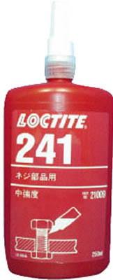 LOCTITE(ロックタイト) ねじ部品用嫌気性接着剤 中強度・低粘度 250ml