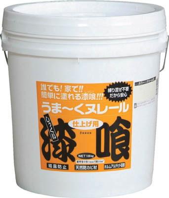 日本プラスター 建築・内装用壁材 うまーくヌレール 18kg クリーム色