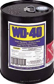 エステー 水置換性防錆剤WD-40 18.9L