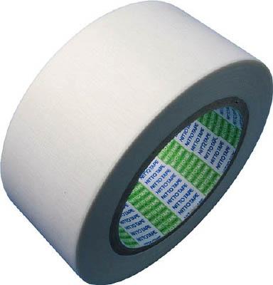 Nitto(日東電工) ガラスクロス粘着テープ 50mm幅×33m長×0.18mm厚 ベージュ