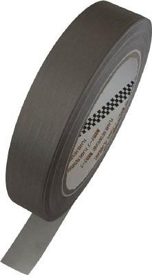 TERAOKA(寺岡製作所) 導電性布テープNo.1825 25mm幅×20m長×0.12mm厚 グレー