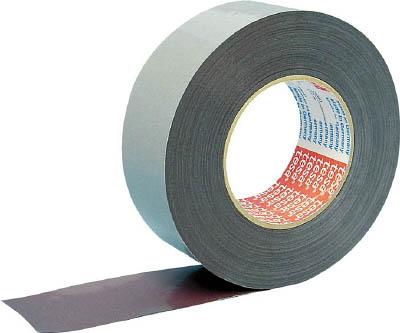 テサテープ ストップテープ(フラット) 50mm幅×25m長×0.34mm厚 グレー