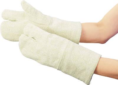 TRUSCO(トラスコ)セラミック耐熱保護手袋 3本指タイプ