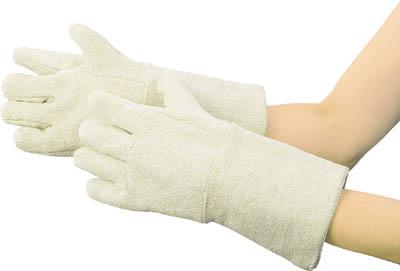 TRUSCO(トラスコ)セラミック耐熱保護手袋 5本指タイプ